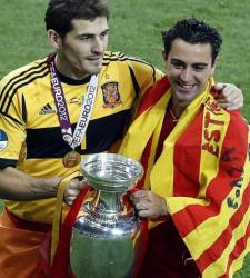 """El padre de Xavi revela que """"si no fuera por <b>Iker</b>, España no habría triunfado"""""""