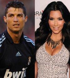 Kim Kardashian Y Cristiano Ronaldo Juntos En El Mundial