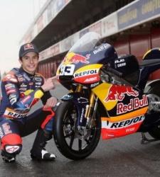 Confirmado: <b>Marc Márquez y Pedrosa</b> serán pilotos de Honda Repsol en 2013