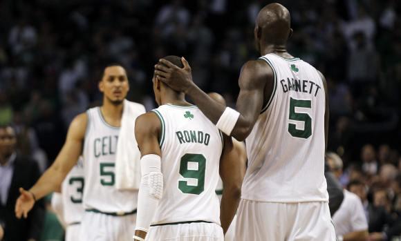 buy popular ddb37 f7726 Kevin Garnett lleva a los Celtics a semifinales de la conferencia Este