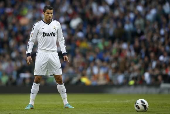 Cristiano Ronaldo se convierte en uno de los peores lanzadores de falta de  Europa 85fb0d86f00cb