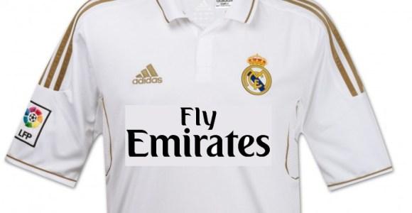 El Real Madrid lucirá  Fly Emirates  durante 5 temporadas a 22 millones-año 4e13b43e4adef