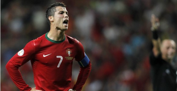 6afceca76366d Cristiano Ronaldo no pidió perdón a sus compañeros para malestar de ...