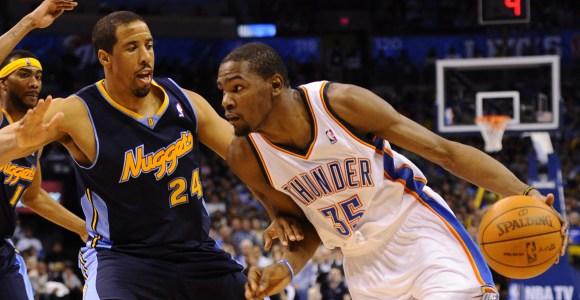 Los 51 puntos de Durant y el triple-doble de Ibaka hunden a Rudy y Denver  (124-118) 2ecee0d1c888