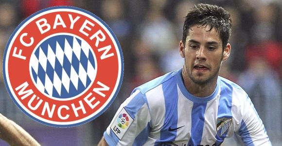 Isco Zu Bayern