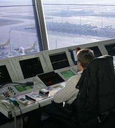 Controlador aéreo.