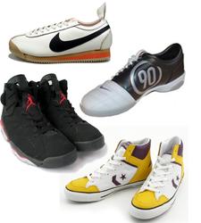Elija las zapatillas que han marcado su vida: de las All