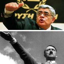 Amanecer Dorado - Hitler