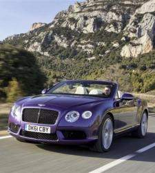 Bentley Continental GTC V8: más humano... y asequible
