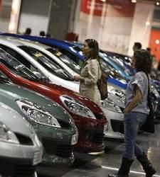 Las <b>ventas de coches</b> caen un 8,2% en mayo y se acercan a los niveles de Marruecos - 225x250