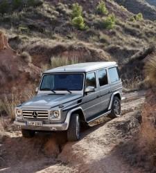 Nuevo Mercedes-Benz Clase G: el todoterreno <i>premium</i> por excelencia se actualiza