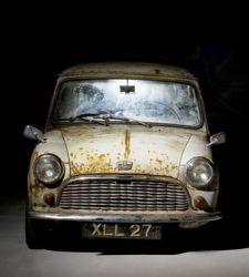 Un ejemplar oxidado de los primeros Mini alcanza un precio de 50.000 euros - 225x250