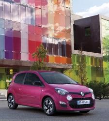Renault lanza 500.000 Twingo diferentes