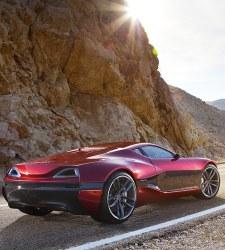 El supedeportivo eléctrico croata que aspira a competir con Porsche y Ferrari