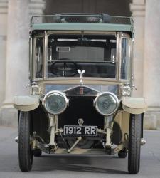 El Rolls-Royce más caro de la historia: un coche de 1912 subastado por 6 millones