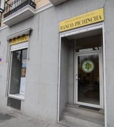 El banco ecuatoriano pichincha ya tiene licencia para for Oficinas padron madrid