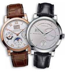 5eb64d794 Alemania recupera su tiempo con la marca de relojes de lujo A. Lange & Söhne