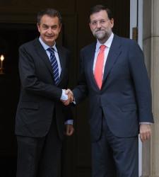 Zapatero Rajoy