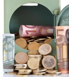 Caja fuerte euros