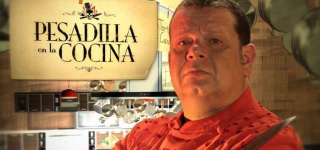 Lasexta estrena el jueves 39 pesadilla en la cocina for Pesadilla en la cocina el rey