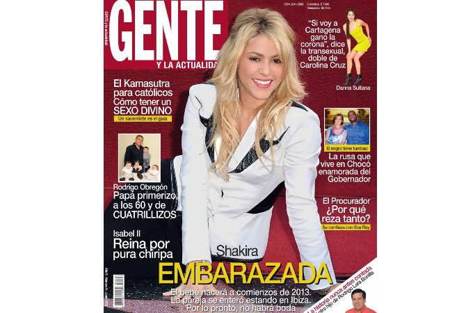Shakira, ¿embarazada de 6 semanas? - elEconomista es
