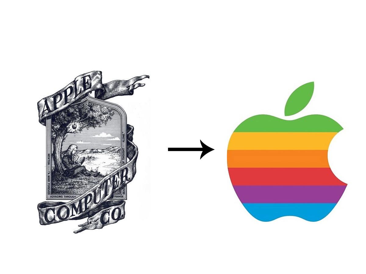 the 13 most drastic big brand logo changes ever seen eleconomista es