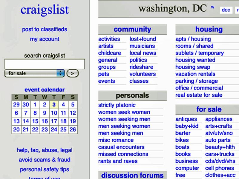 Craigslist personals up 21+ Best