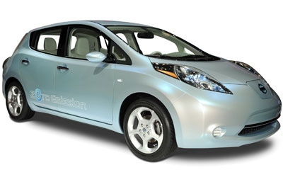 NISSAN LEAF 5p 109 CV Acenta Limited Edition Flex