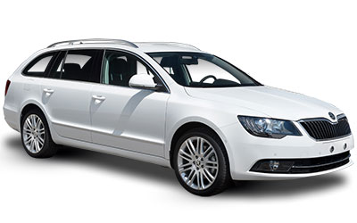 SKODA Superb Combi 2.0 TDI CR 170cv DSG 4x4 Ambition