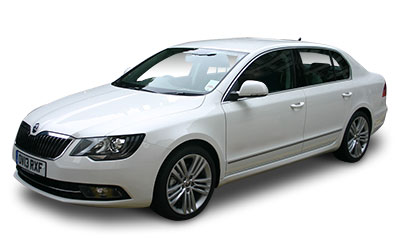 SKODA Superb 2.0 TDI CR 140cv 4x4 Ambition