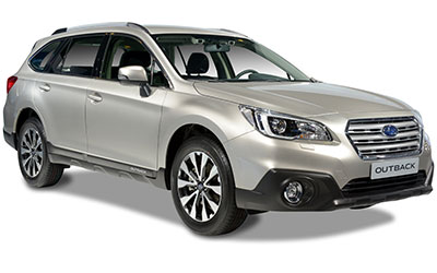 SUBARU Outback 2.5i Executive Plus CVT Lineartronic AWD