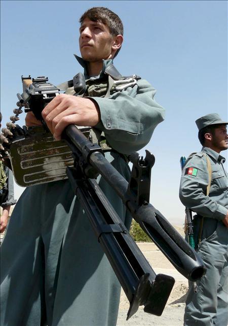 karzai que Talibanes