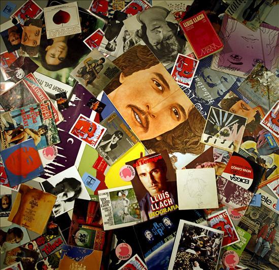 Fotos con caratulas de discos 37