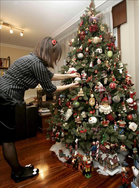 Llego la navidad en filandia como decorar nuestro rbol - Los mejores arboles de navidad decorados ...