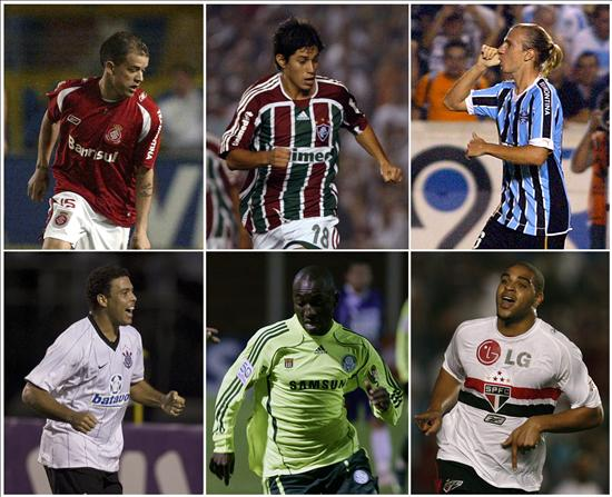 Liga  Brasileña  2010 2169700w