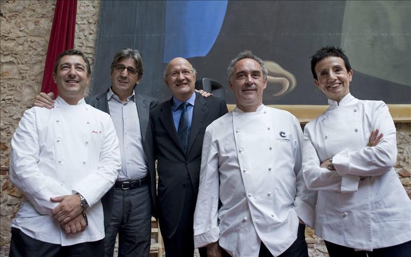 El Motel Empordà reúne a lo mejor de la cocina mundial en su 50 ...