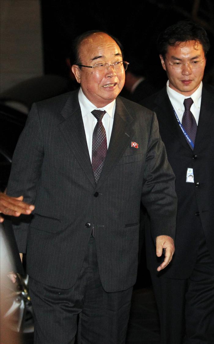 Las dos Coreas hablan de reanudar la negociación sobre la ...