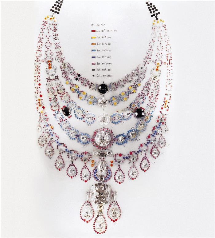 a04188641efb Las joyas de Cartier iluminan una exposición sobre su historia en París -  EcoDiario.es