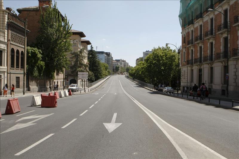 Pavimento Que Es : El ayuntamiento de madrid probará un pavimento que reduce no2 del