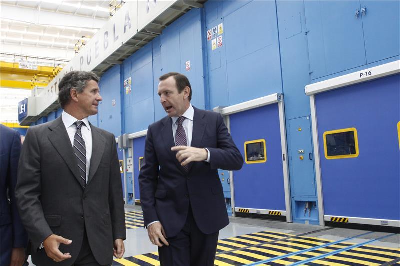 La empresa española Gestamp inaugura su cuarta planta en ...