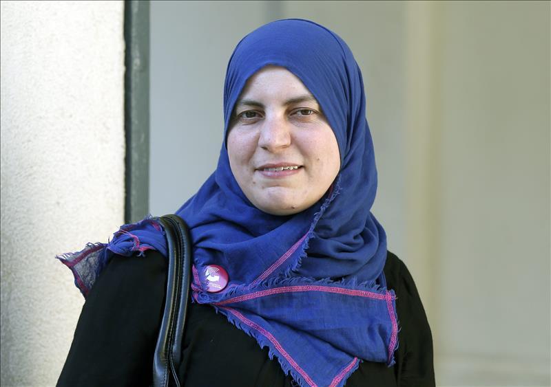 Resultado de imagen de fatima taleb