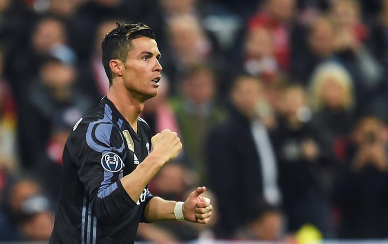 Cristiano Ronaldo alcanza los 100 goles en competiciones europeas ... 292f5f3839f9f