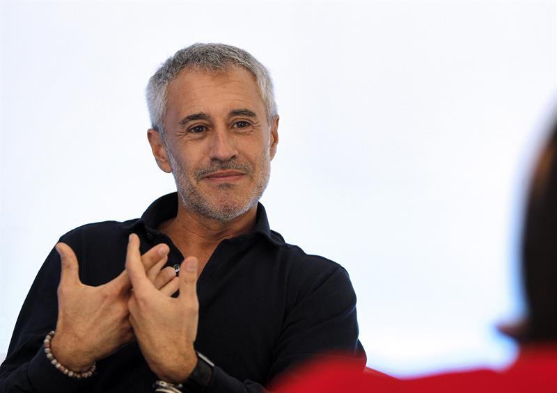 Sergio dalma si ahora sacara 39 esa chica es m a 39 me llover an palos - El jardin prohibido sergio dalma ...