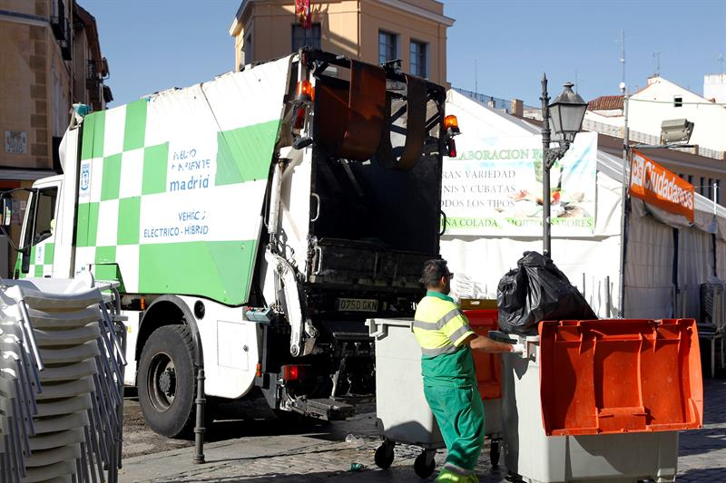 Recogida residuos organicos