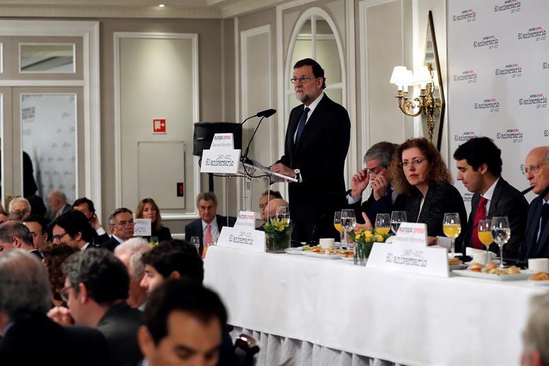 Rajoy cree que los que borraron los ordenadores de Bárcenas actuaron de forma habitual y como haría cualquiera
