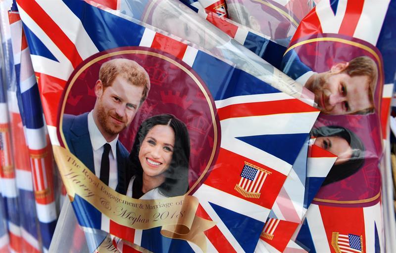 145933c88d3d Windsor se engalana para la boda real
