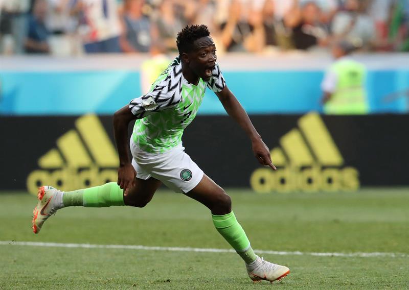 2-0. Nigeria ofrece a Argentina una reválida - EcoDiario.es