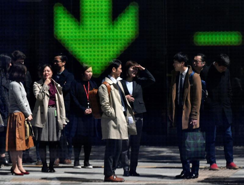 La El Buena De Del Corta Auge Tokio Bolsa Yen Racha deQBxErCoW
