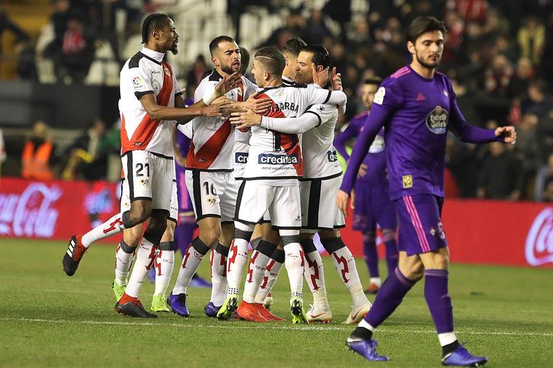 4-2. Raúl de Tomás hace naufragar al Celta de Vigo