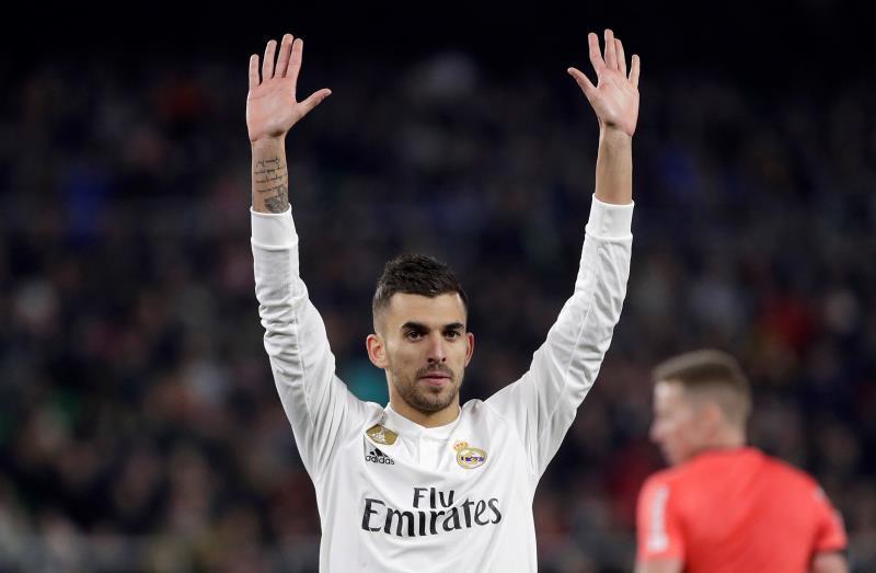 1-2, Un gol de Ceballos salva al Real Madrid y deja frío a su exequipo
